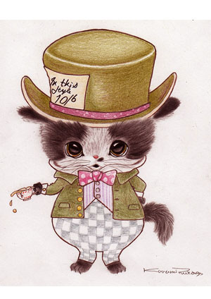 NO.13 Mad Hatter
